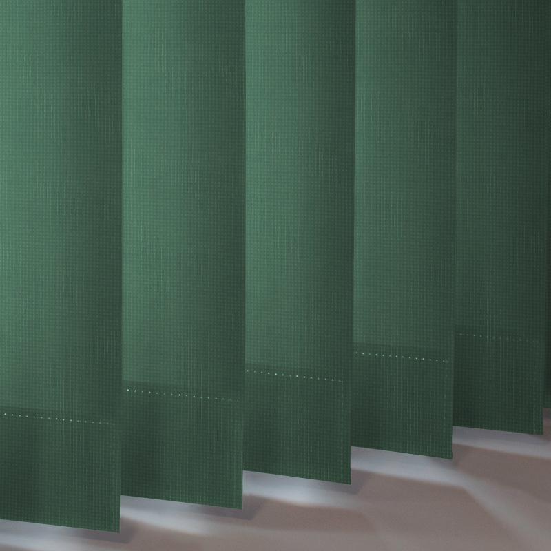 Vertical Atlantex Hunter Green A Amp B Window Blinds