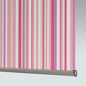 Roller Funky Stripe Candy