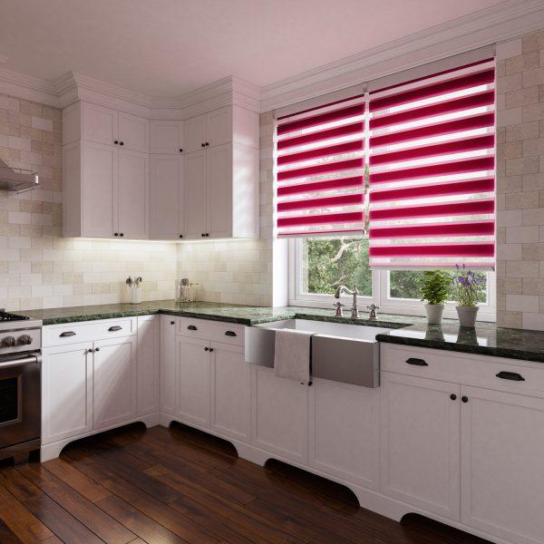 Mirage_Kitchen_Poise_Redcurrant